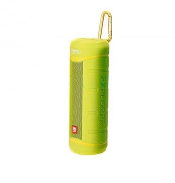 Портативная колонка Remax RB-M10 зеленая