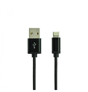 Кабель Gelius Double Side 2in1 iPhone 5/6/MicroUSB Black
