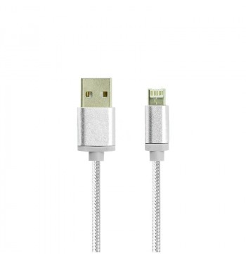 Кабель Gelius Double Side 2in1 iPhone 5/6/MicroUSB Grey