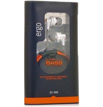Наушники ERGO ES-900 White