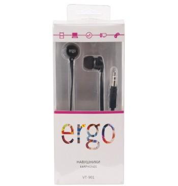Наушники ERGO VT-901 Black
