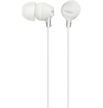 Наушники SONY MDR-EX15LP White