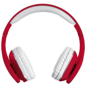 Наушники TRUST Urban Revolt Mobi headphone Red